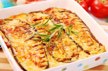 Moussaka - Greek Cyprus Dish